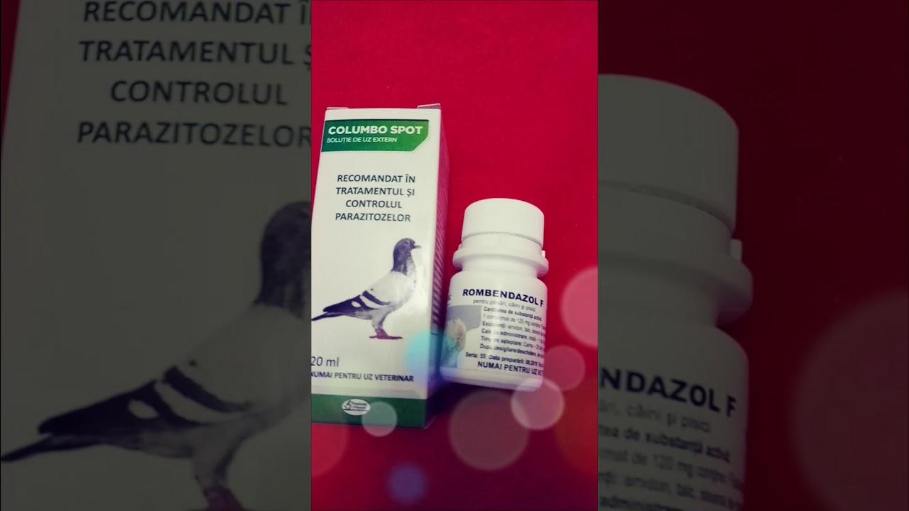 antihelmintice și altele