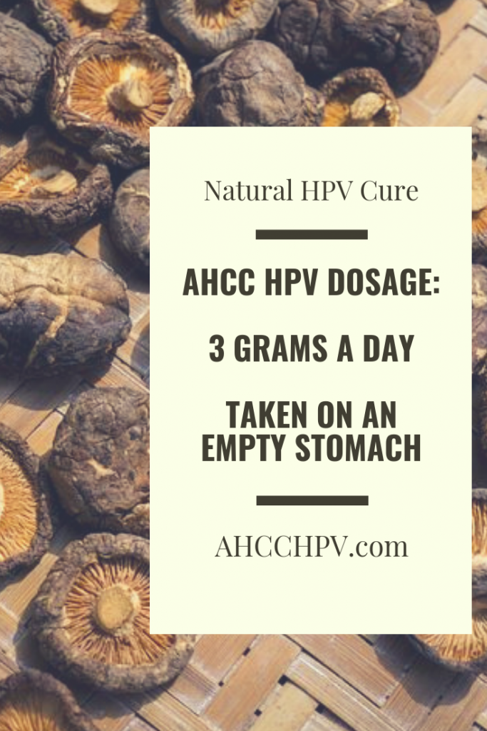 Hpv treatment ahcc - thecroppers.ro