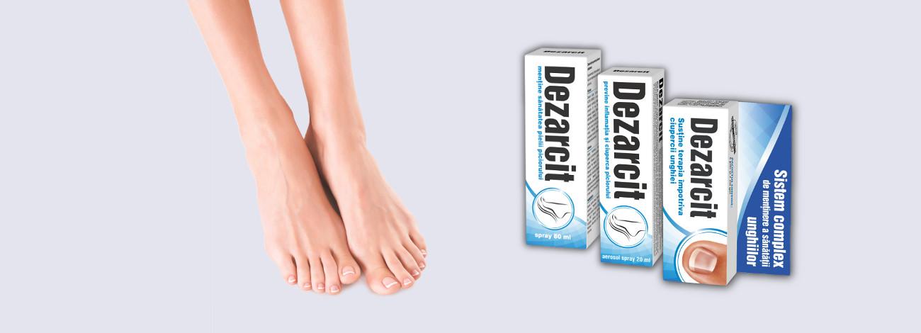 acneea dintre tratamentul degetelor de la picioare