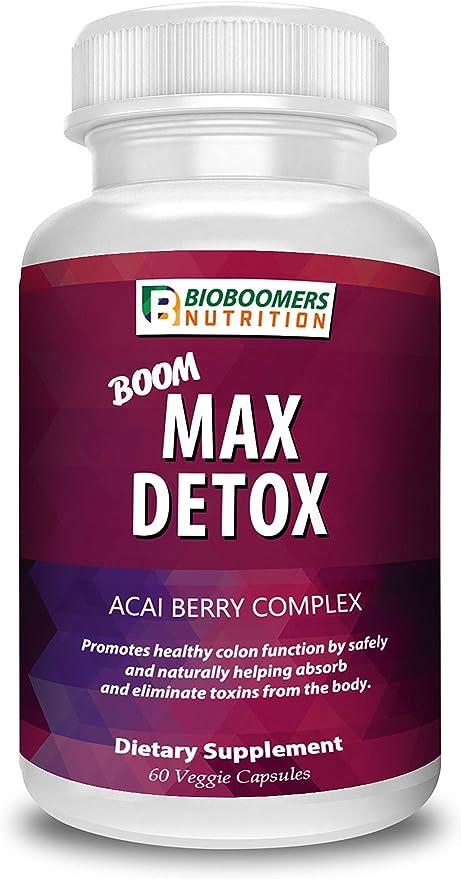 acai detox colon clean