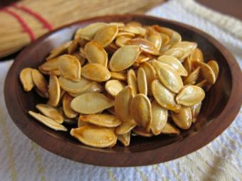 Semințele de dovleac împotriva paraziților