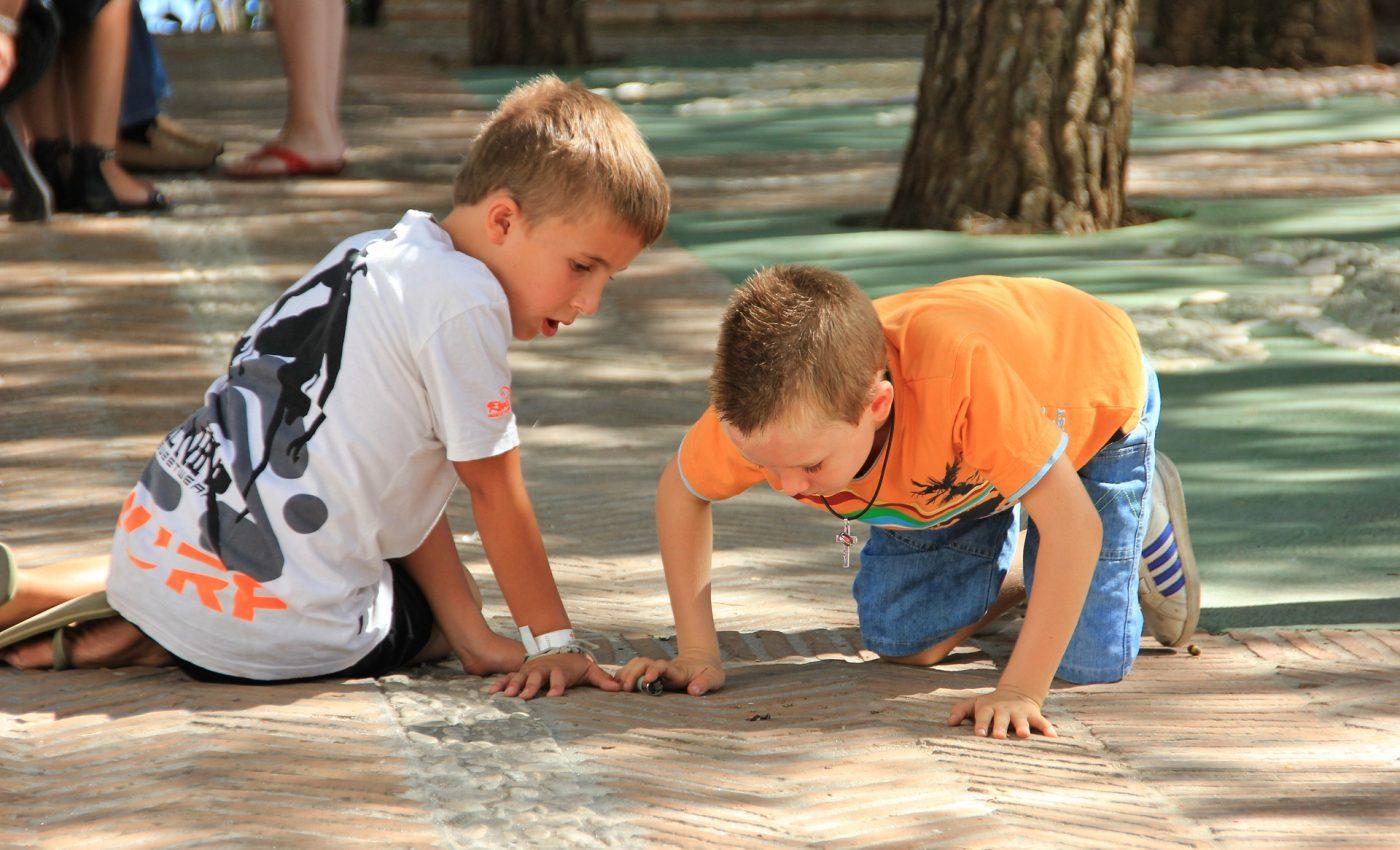semne de viermi la copii mici