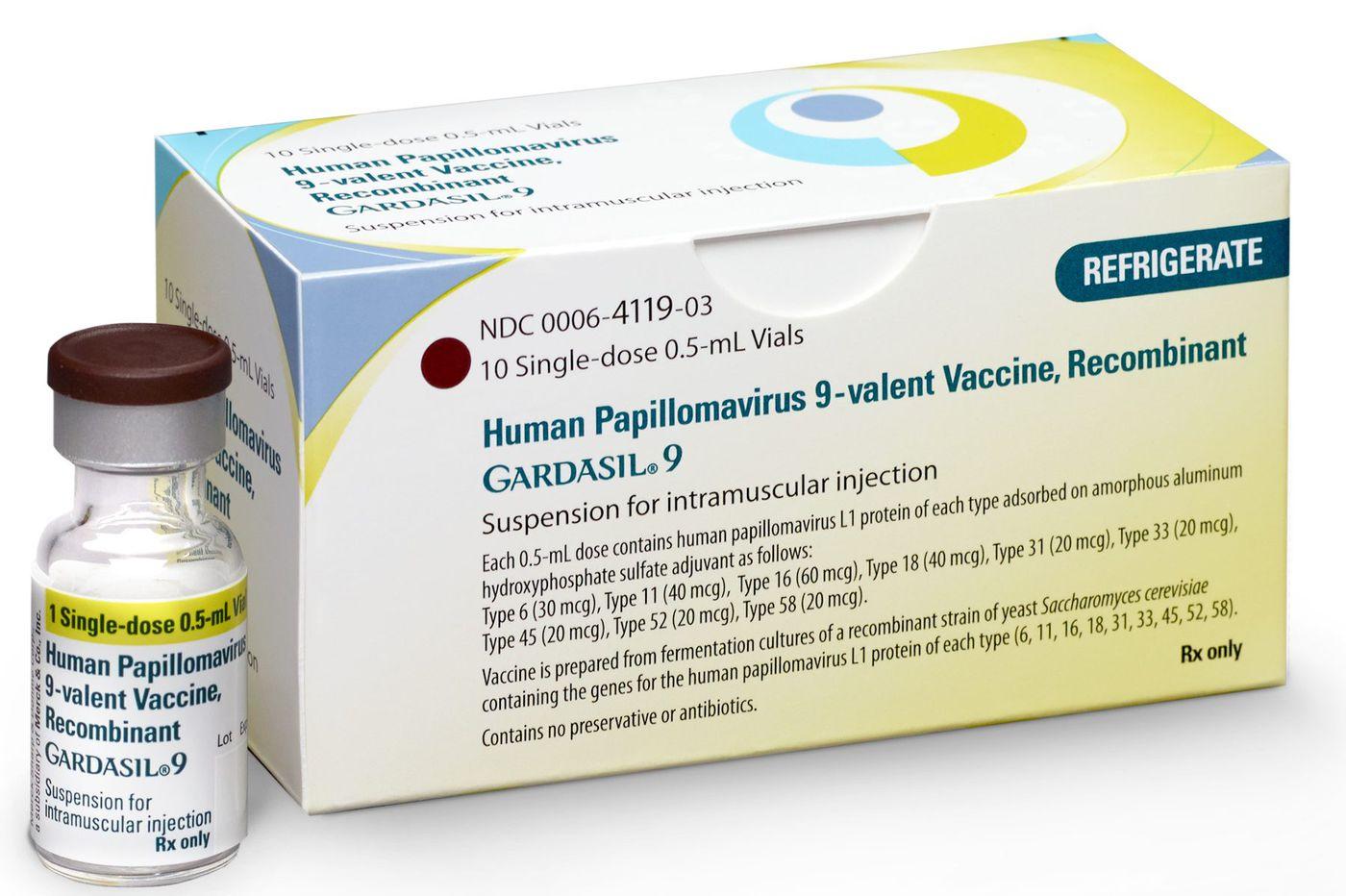 papilloma virus and gardasil
