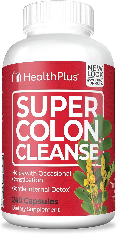 Super Colon Cleanse ( comprimate) (Suplimente nutritive) - Preturi