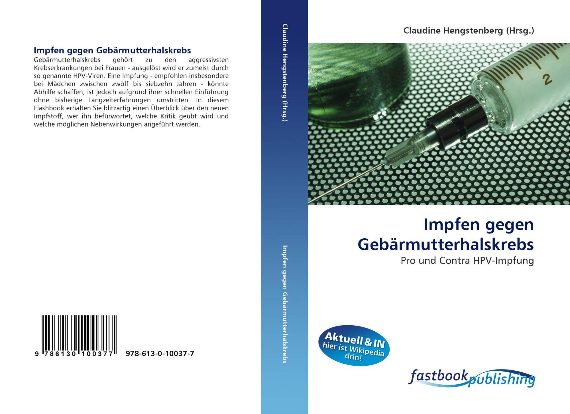 Hpv impfung pro kontra. Papilloma impfung