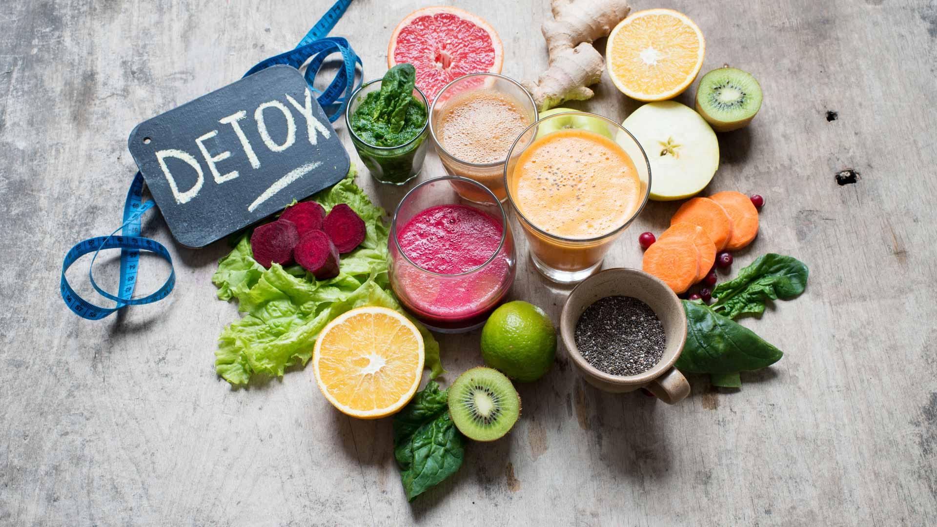 Ce este detoxifierea, cine are nevoie de ea și cum se face corect