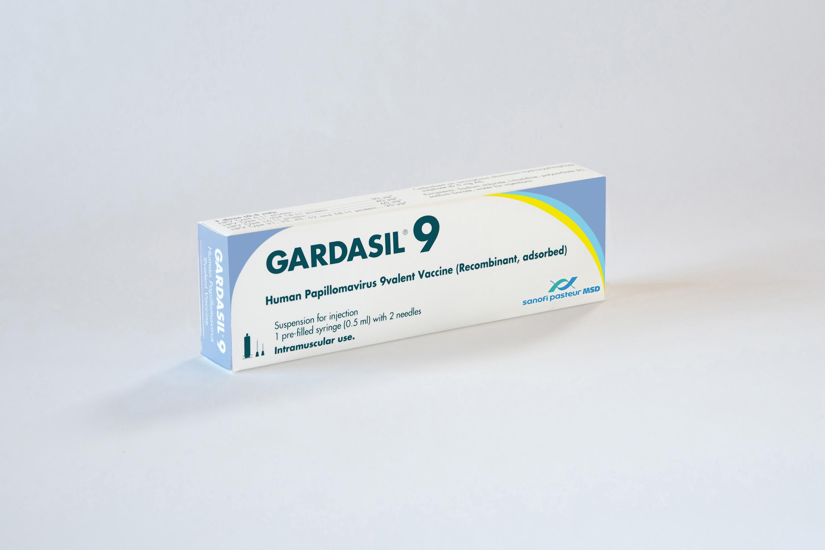 human papillomavirus 9 vaccine