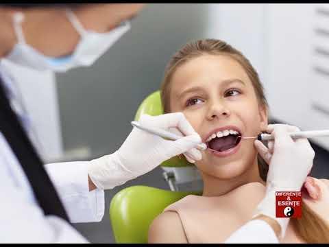 afecțiuni dentare pediatrice virus papiloma en glande