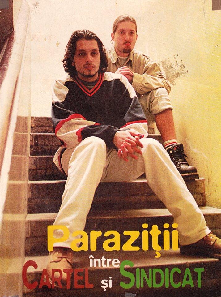 """Lansare album: Paraziții – """"Lovitură de pedeapsă"""""""