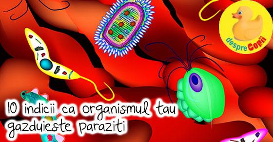 practică de curățare a corpului de paraziți