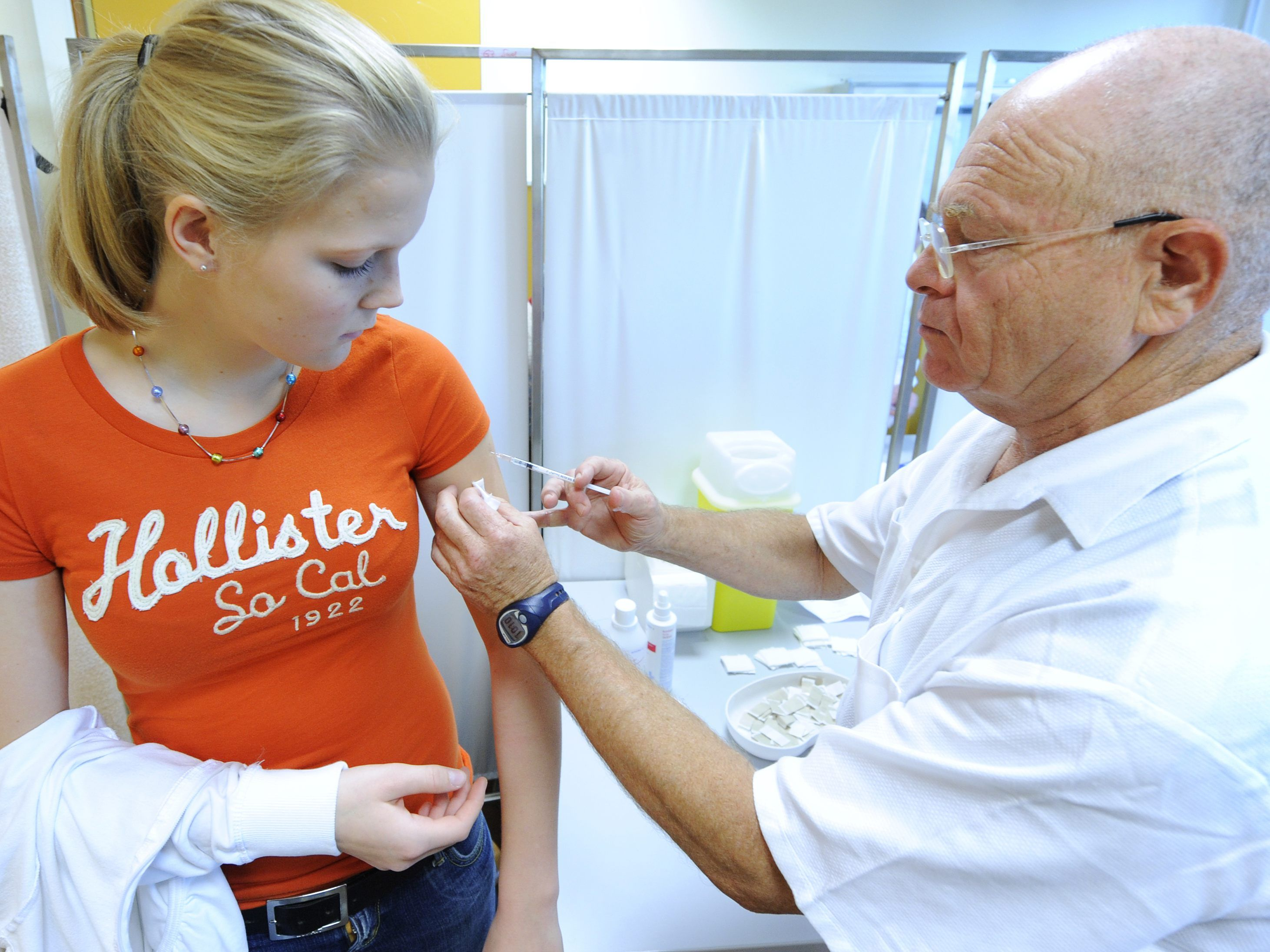hpv impfung gratis