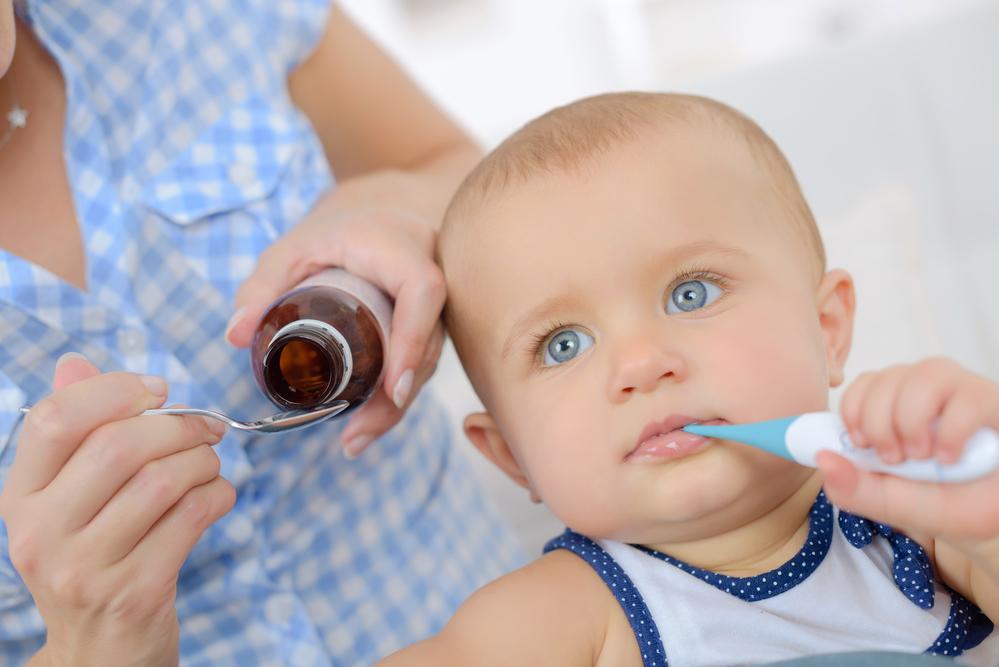 copilul are medicamente