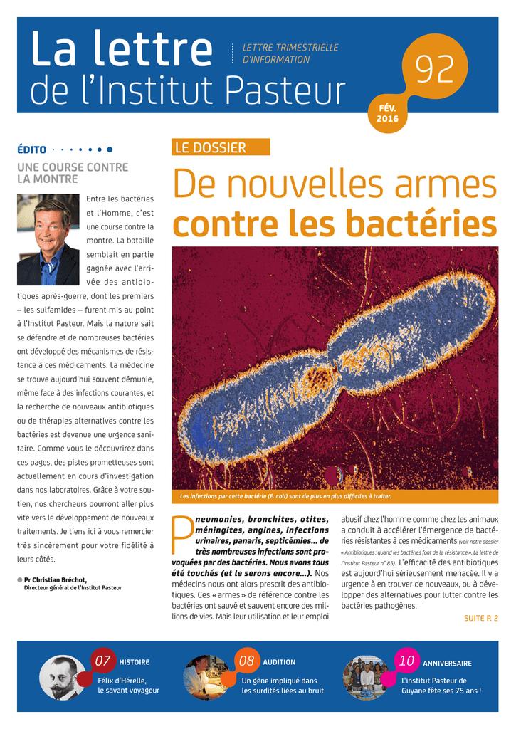 bacterie 10 lettre