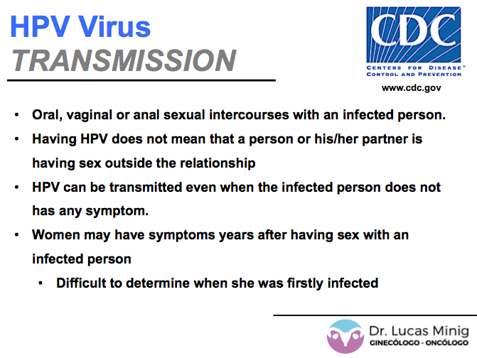 hpv virus not sexually transmitted