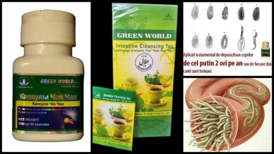 ce sunt condiloamele detoxifiant herbagetica