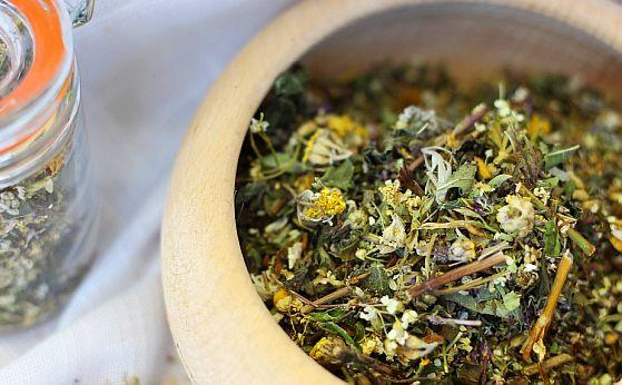ceaiuri pentru viermi intestinali
