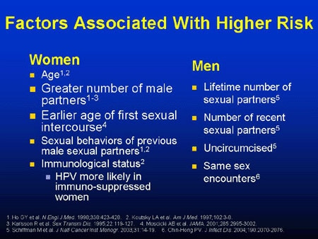 hpv high risk facts