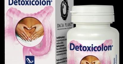 detoxicolon dacia plant
