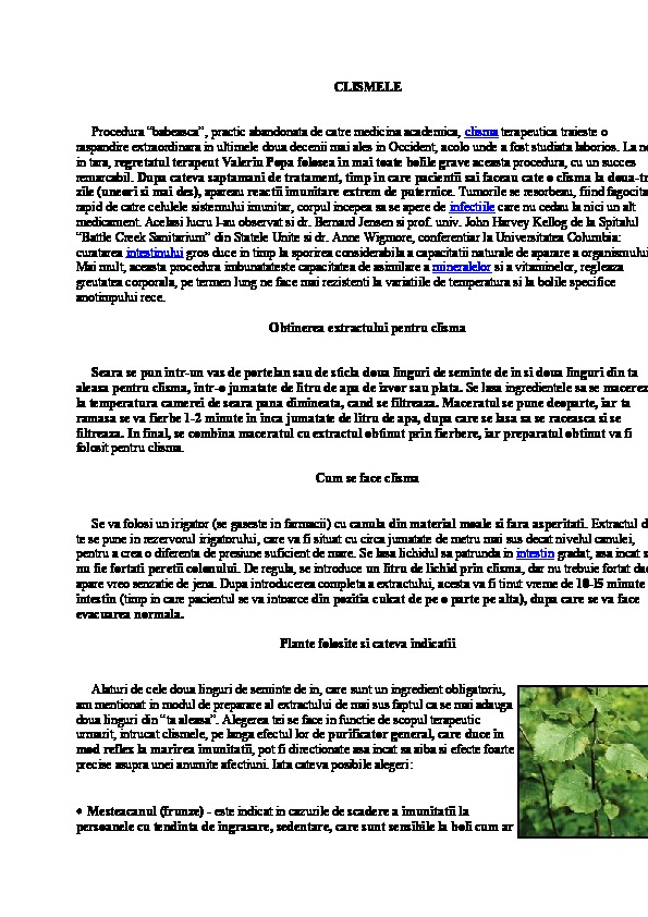 dieta de detoxifiere cu sare amara schistosomiasis quest
