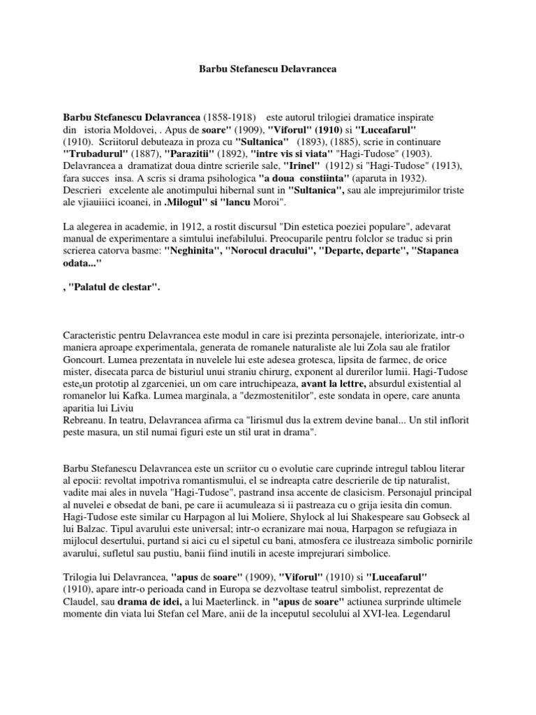 Parazitii si alte scrieri