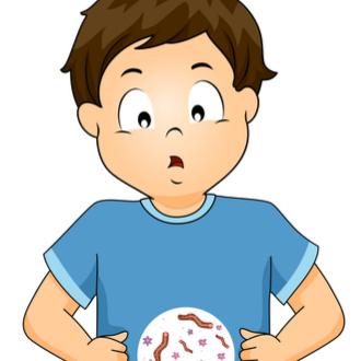 viermi la copii cu simptome