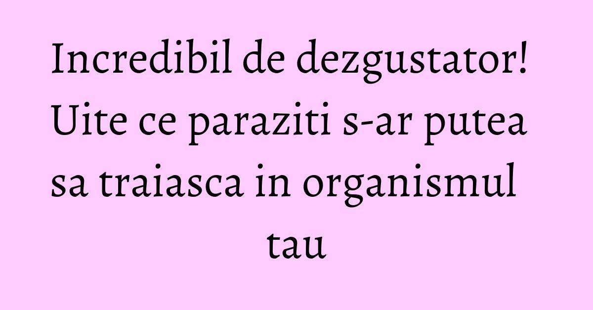 tratament pentru ochi pentru paraziți îndepărtarea eficientă a verucilor genitale