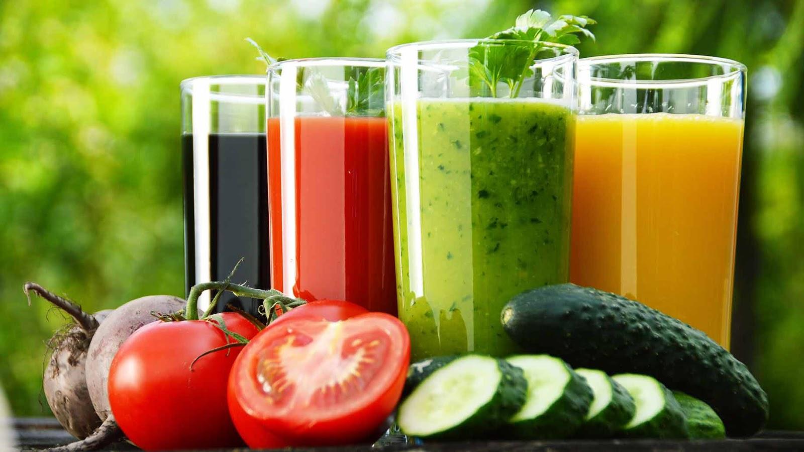 Metode naturale de detoxifiere pentru acasă