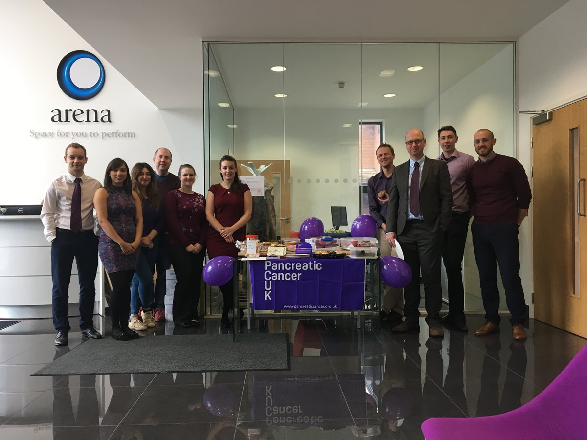 pancreatic cancer uk jobs