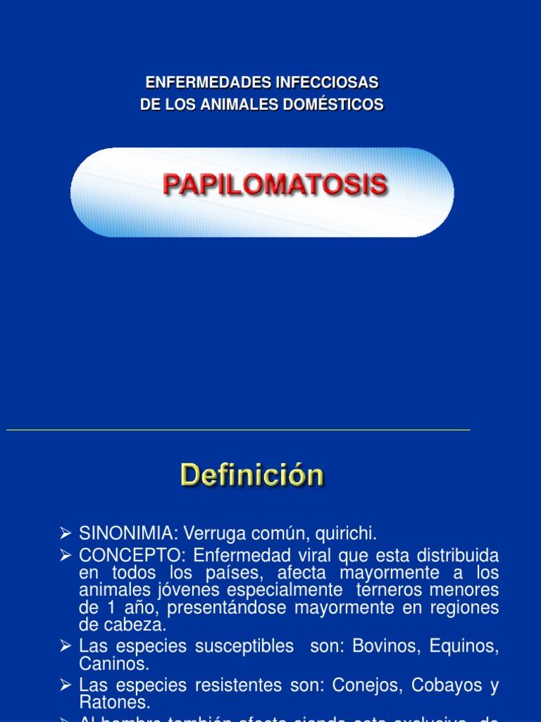 Papilomatosis bovina definicion. Microbiología Basica - PDF Free Download