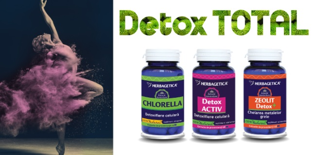 Produse pentru detoxifiere - Herbagetica