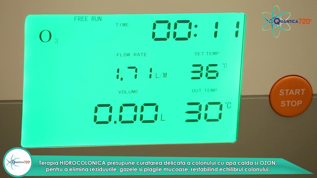 detectorul energetic natural detox u0026 curatarea colonului)