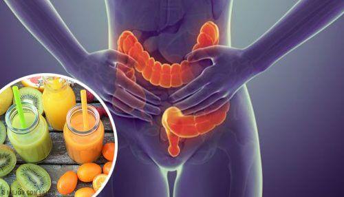 alimente curatare colon