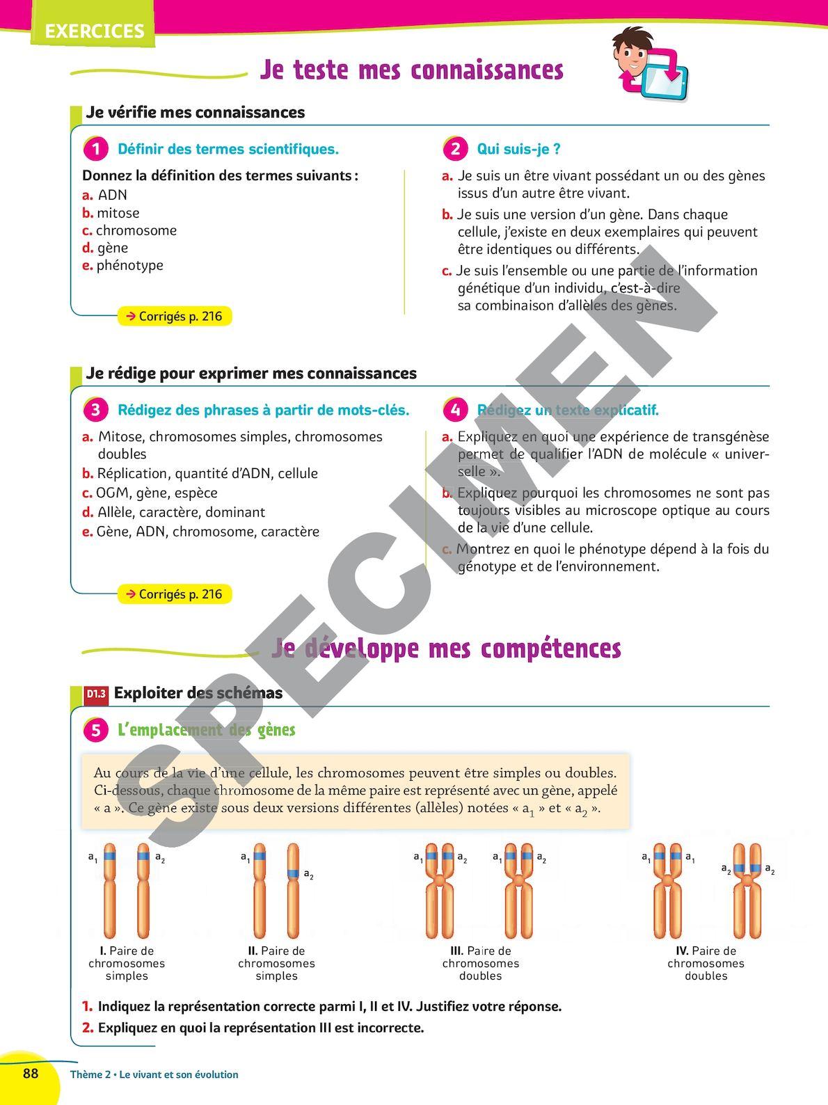 toxine definition svt 3eme vierme de sălbăticie