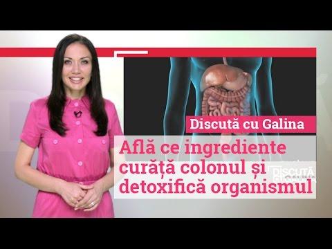 Colon detox se curăță natural